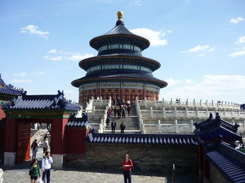 Tempel van de Hemel in Beijing, China