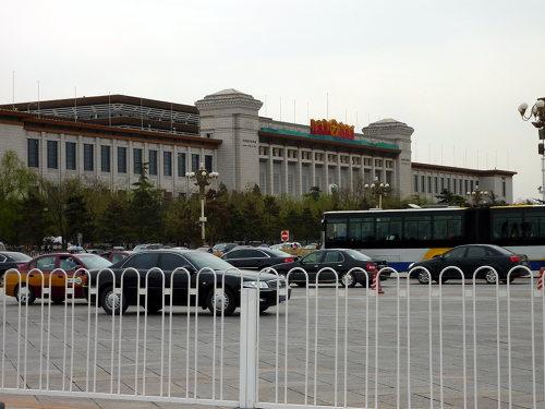 Chinees Nationaal Museum aan het Plein van de Hemelse Vrede