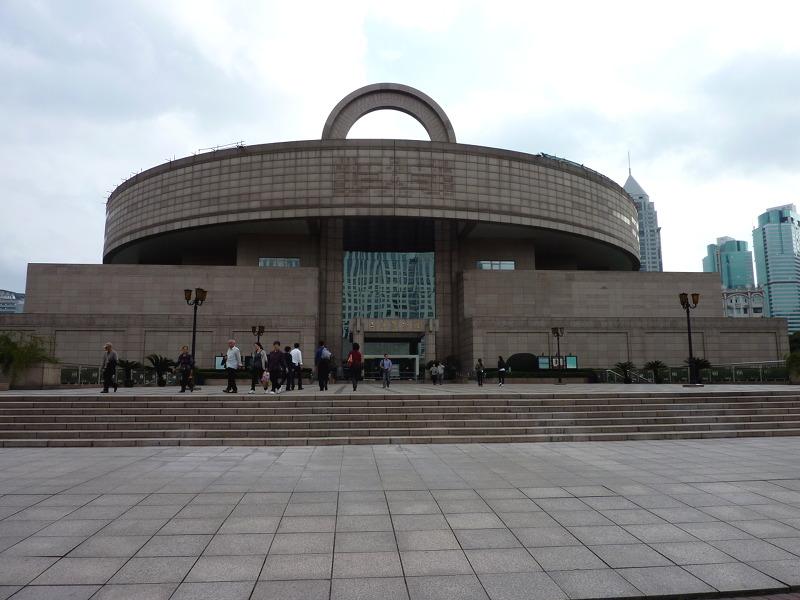 museum van shanghai