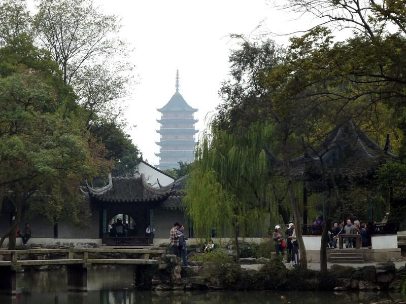 suzhou-tuin